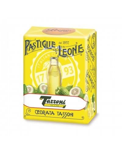Pastiglie Cedrata Tassoni - Leone