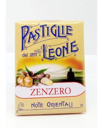 Pastiglie Zenzero - Leone