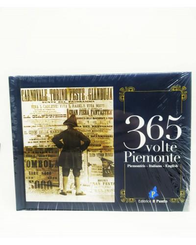 365 volte Piemonte-Piemontèis-Italiano-Inglese