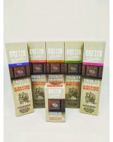 Barrette di Cioccolato Grezzo Leone
