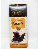 Barretta di Cioccolato Fondente 64% Leone
