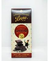 Barretta cioccolato Fondente 74% Leone