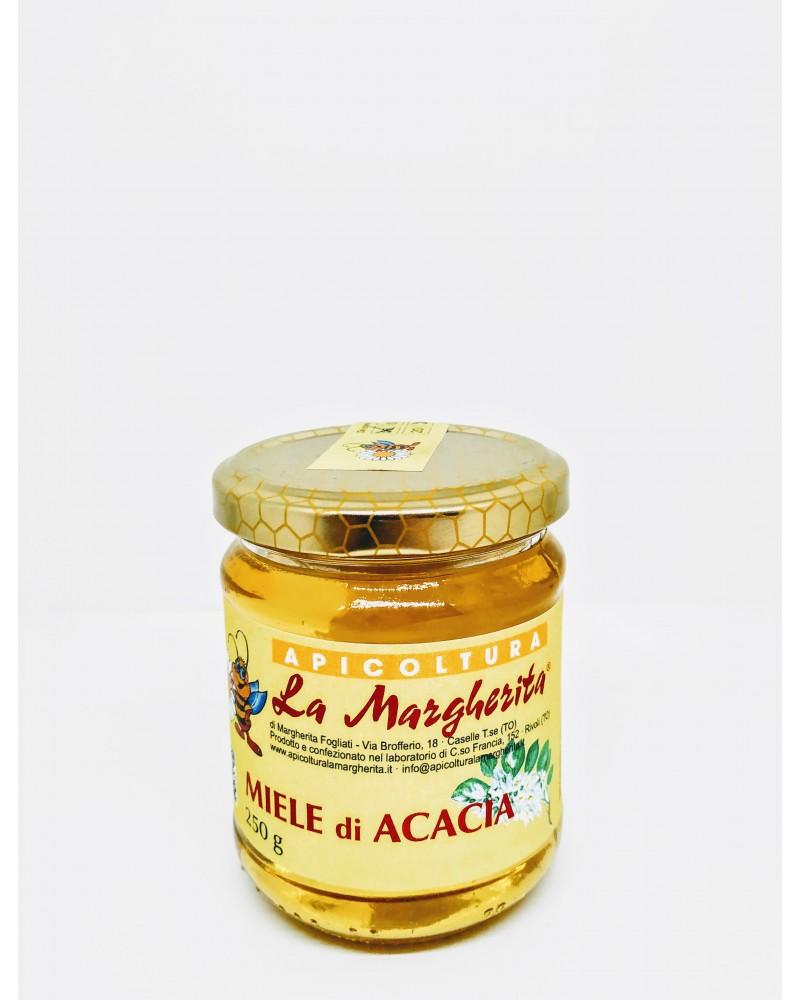 Miele di Acacia 250 gr - Apicoltura la Margherita