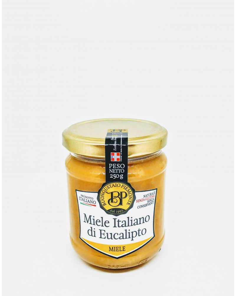Miele Italiano di Eucalipto 250 gr