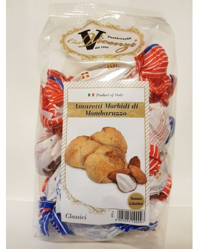 Amaretti Morbidi di Mombaruzzo 250 gr