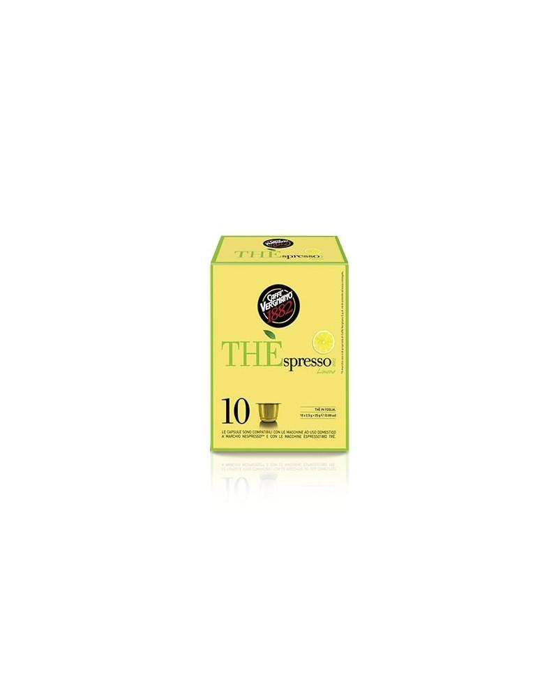 Capsule E'spresso TEA - CAffè Vergnano