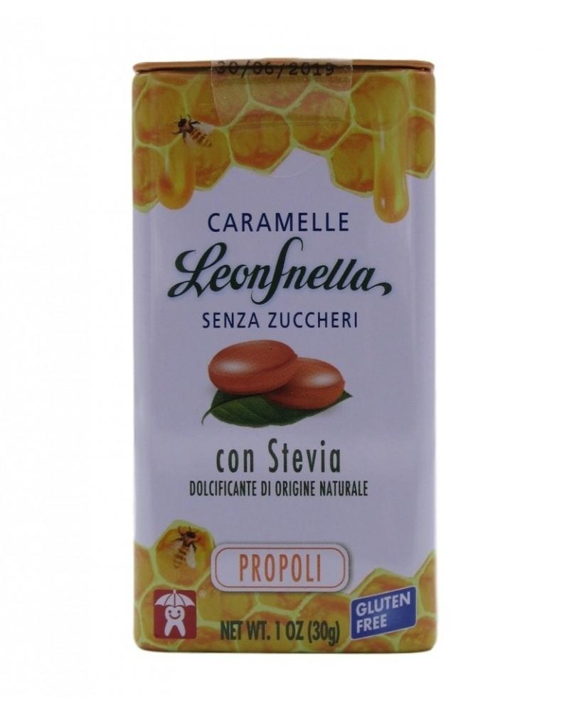 Caramelle Leonsnella Stevia Propoli - Leone